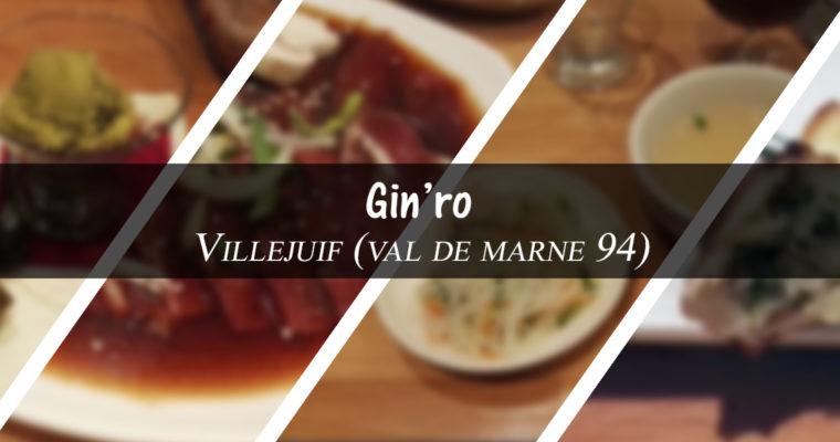 Ginro – Villejuif