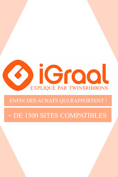 BON PLAN shopping: IGRAAL