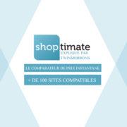 shoptimate – comparateur de prix instantané