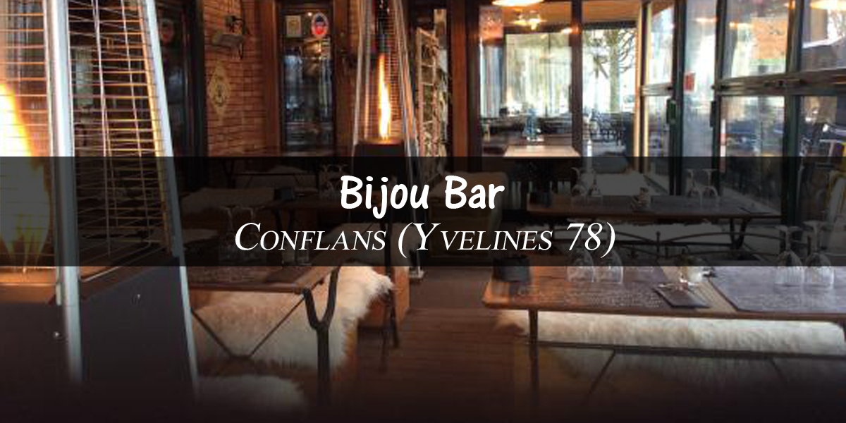 Carte des whiskies disponibles au Bijou Bar de Conflans