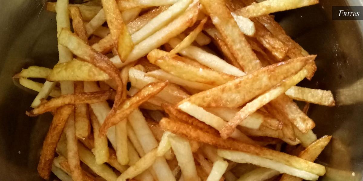 J'ai testé pour vous : les frites – Time Square – Cergy