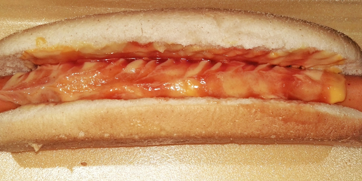 J'ai testé pour vous : le Hot Dog Cheesy – Time Square – Cergy