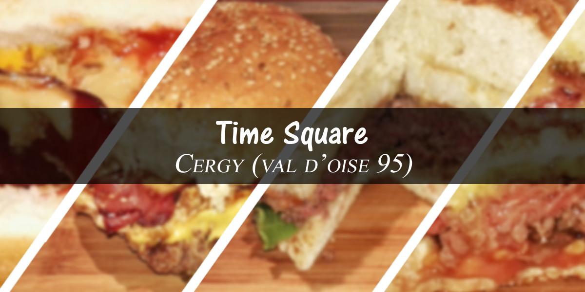 Time Square – Cergy