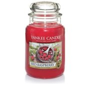 BOUGIE RED RASPBERRY – YANKEE CANDLE