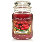 BOUGIE BLACK CHERRY – YANKEE CANDLE