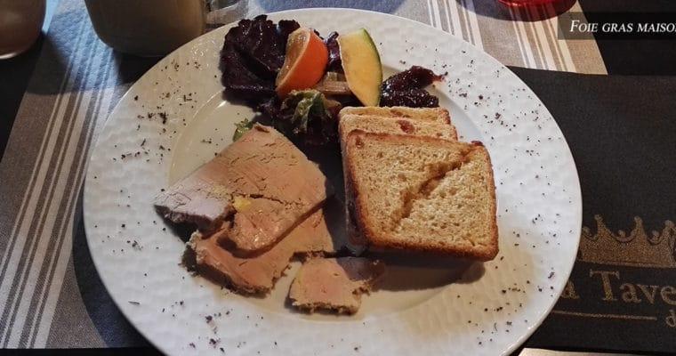 J'ai testé pour vous : le foie gras maison mi-Cuit – La taverne des rois