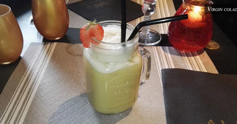 J'ai testé pour vous : le cocktail sans alcool virgin colada – La taverne des rois