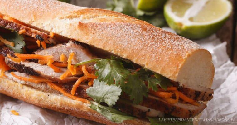 Banh-mi – sandwich vietnamien
