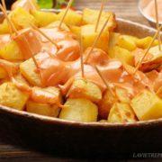 Patatas bravas express