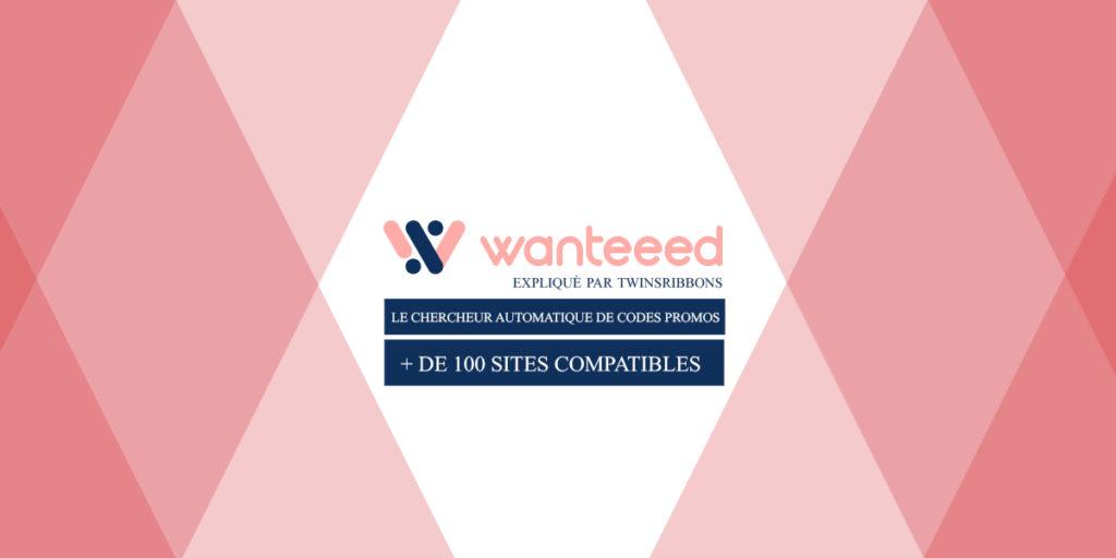 Wanteeed - chercheur automatique de codes promos