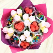 Bouquet «Le bonbonnier »