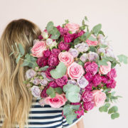Bouquet «Rose Symphonie»