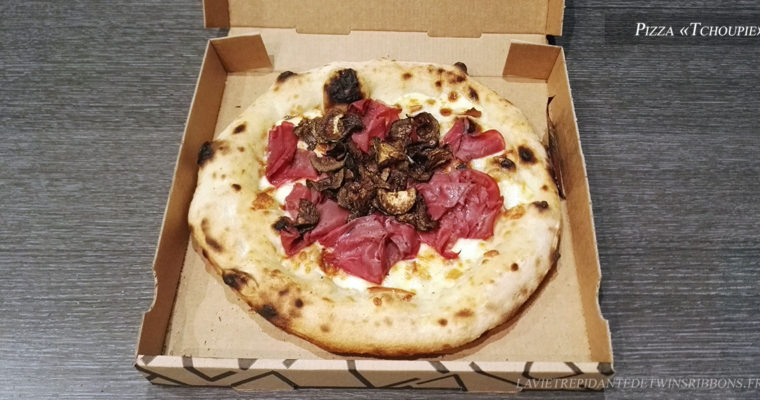 J'ai testé pour vous : la pizza Tchoupie – La gloria di mio padre – Cergy