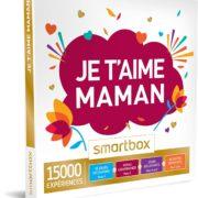 Smartbox « Je t'aime maman »
