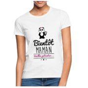 T-shirt future maman