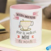 Tasse « Infusion d'amour profond »