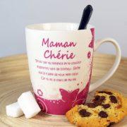 Tasse « Maman chérie »