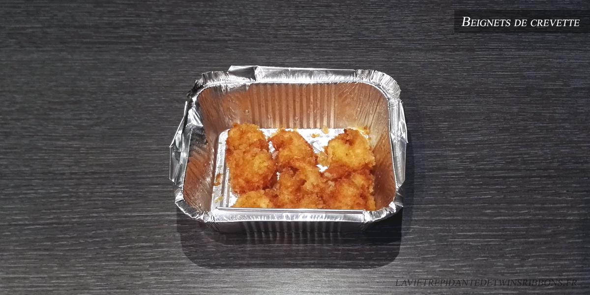 J'ai testé pour vous : les beignets de crevettes – Petit Phuket – Pontoise