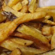 frites maison – Barlou burger