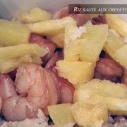 Riz sauté aux crevettes – Le petit Phuket – Pontoise – Seth Gueko
