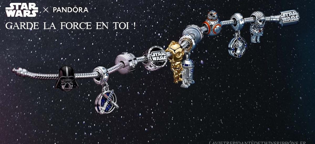 Bijoux geek - Pandora x Star Wars