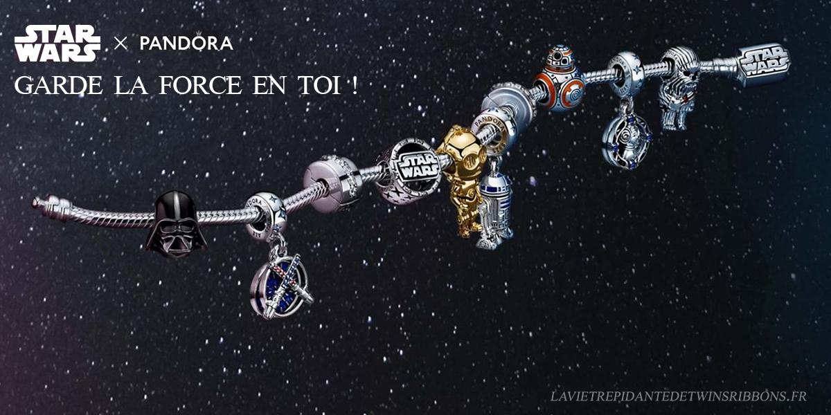 Bijoux geek – Pandora x Star Wars