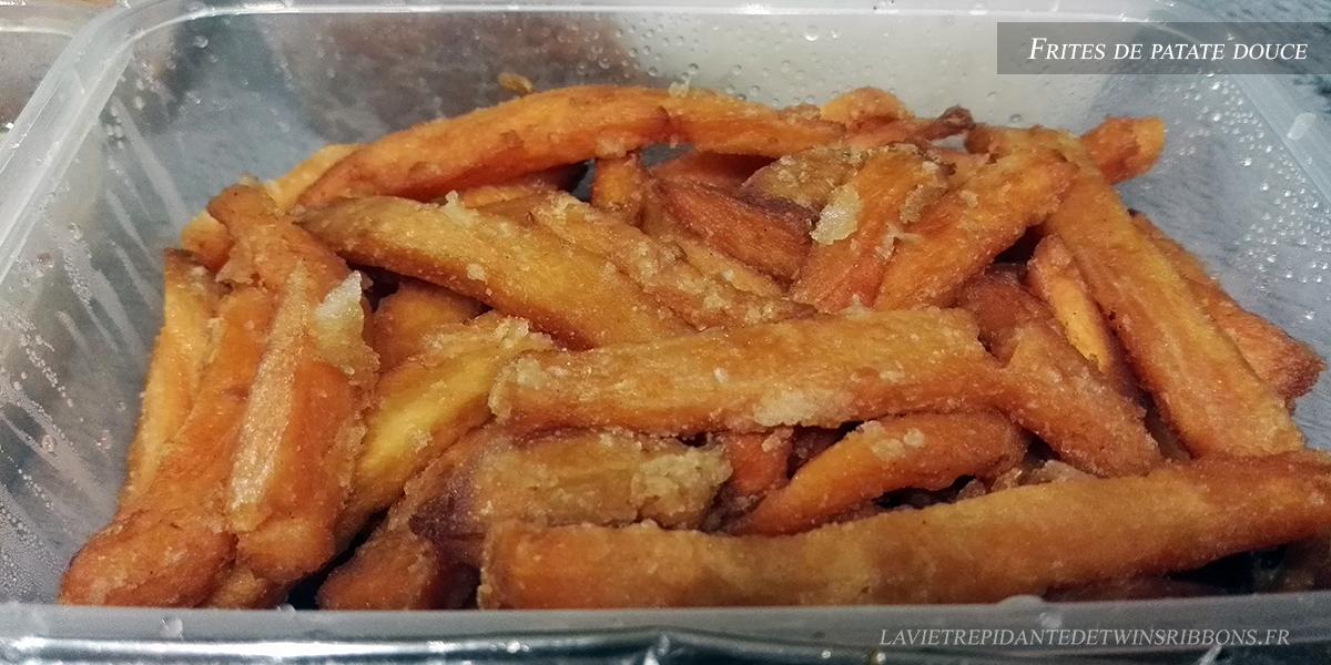 J'ai testé pour vous : les frites de patate douce – Afrik'n'fusion