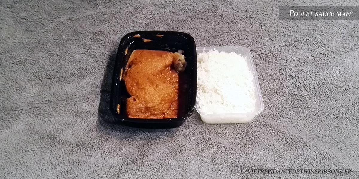 J'ai testé pour vous : le poulet mafé – Afrik'n'fusion