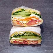 club sandwich surimi sauce gribiche