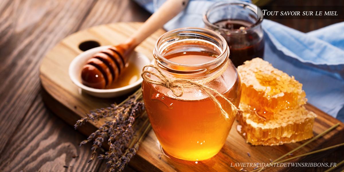 Tout savoir sur le miel