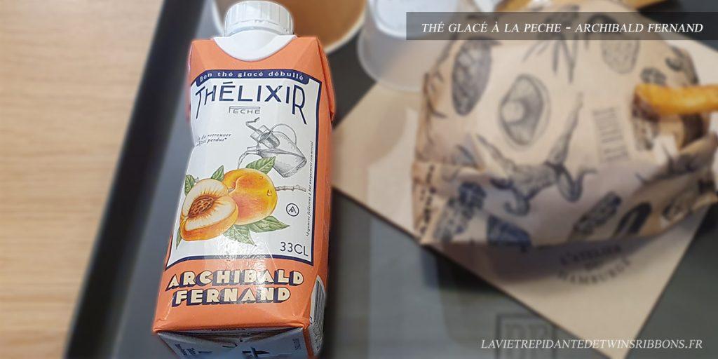 the elixir peche - Archibald Fernand