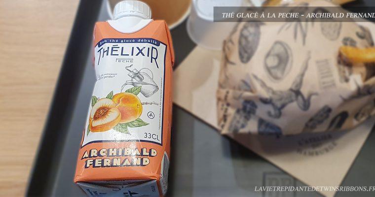 J'ai testé pour vous the elixir peche – Archibald Fernand